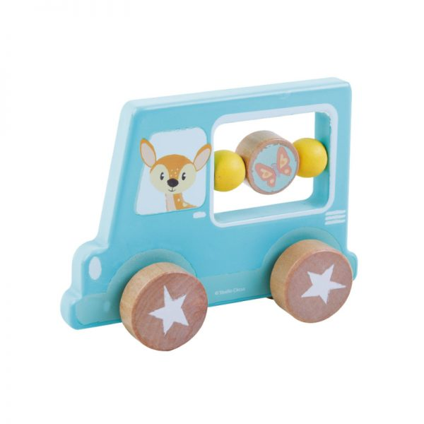 Activity Car Deer